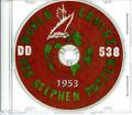 USS Stephen Potter DD 538 1953 World Cruise Book on CD