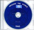 USS Bexar APA 237 1960 World Cruise Book CD