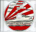 USS Carter Hall LSD 3 1965 - 1966 Westpac Cruise Book CD