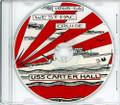 USS Carter Hall LSD 3 1965 - 1966 Westpac Cruise Book CD