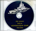USS Leahy DLG 16 1965 - 1966 Med Cruise Book CD