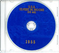USS Ulvert M Moore DE 442 1955 Cruise Book CD