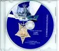 USS Gary FFG 51 Commissioning Program on CD 1984