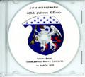USS Patterson DE 1061 Commissioning Program on CD 1970