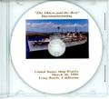 USS Prairie AD 15 Decommissioning Program on CD 1993