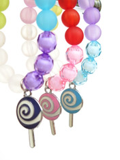 Lollipop Bracelet - Various Colours
