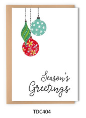 TDC404 - Season's Greetings