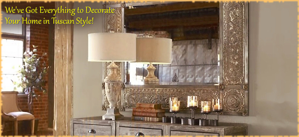 BellaSoleil.com Tuscan Home Decor