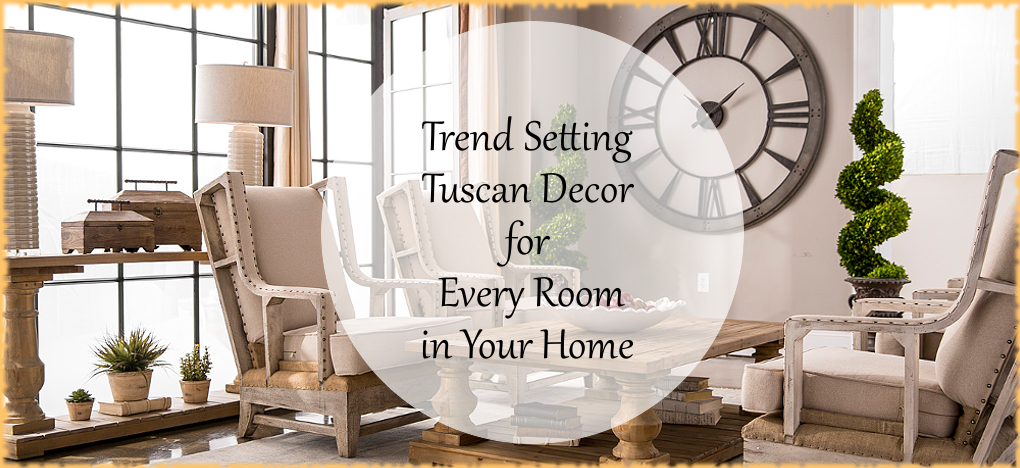 Tuscan, Mediterranean Style Home Decor, FREE Shipping, No Sales Tax | BellaSoleil.com Tuscan Decor Since 1996