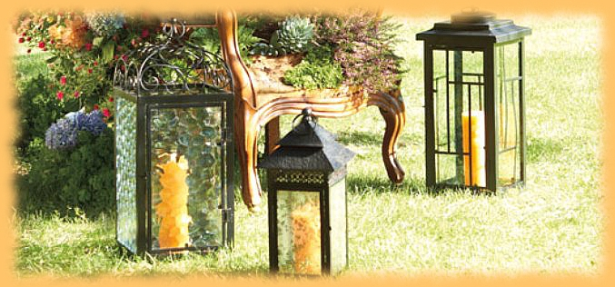 tuscan garden  bellasoleil tuscan decor and italian pottery, Garden idea
