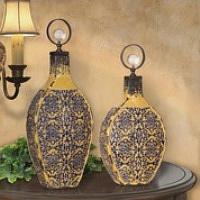 Tuscan Urns & Vases