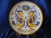 Deruta Raffaellesco Plate