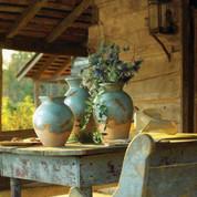 Tuscan Urns