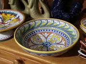 Deruta Bowl