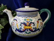 Deruta Ricco Teapot