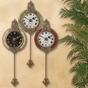 Fleur De Lis Clock