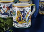 Deruta Coffee Cup
