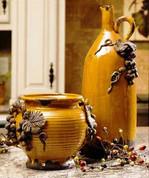 Tuscan Olive Jar