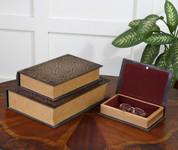 Book Storage Boxes