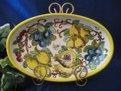 Bumble Bee Serving Platter