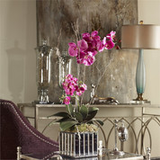 Pink Orchid Silk Plant