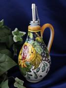 Frutta Melograno Handled Olive Oil Bottle