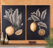 Tuscan Lemons Wall Art