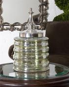 Green Glass Box, Mediterranean Style Box
