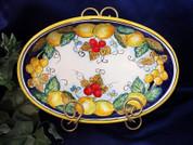 Deruta Platter