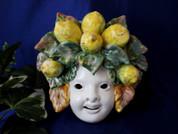 Italian Bacchus Mask
