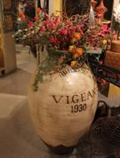 Olive Oil Pot, Oil Pot, Tuscan Oil Jug