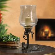 Tuscan Candle Holder, Hurricane