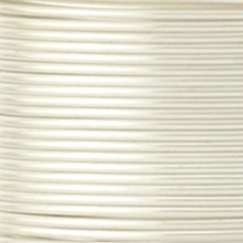 1/4lb Spool Artistic Wire Egg White Permanently Colored Wire ~ 18 Gauge *