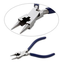 1 Rosary Round Nose Pliers ~ For Making Loops & Curves