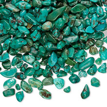 50 grams Turquoise Mini Chips ~ UNDRILLED ~ For Inlay & Embellishment