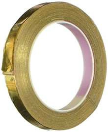 "15 Feet Gold Foil Tape 1/4"" Self Adhesive Metal Tape ~ Great For Jewelry & Altered *"