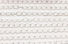 60 Inches Silver Plated Medium 5x8mm Links Bulk Cable Chain *