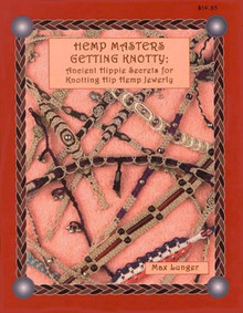 1 Hemp Masters Book  Getting Knotty Book by Max Lunger