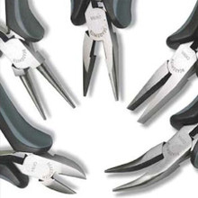 BeadSmith Ergonomic Jewelry Pliers ~ 5 Piece Set  OR Singles
