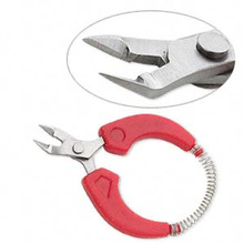 1 Side Cutter Pliers Jewelers Cut Tool ~ Easy Hold Comfort