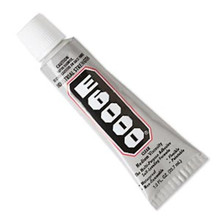 1 Ounce Tube E6000 ~ Clear Jewelry & Craft Adhesive