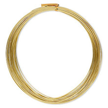 45 Feet Gold Aluminum Wire for Wire Wrapping ~  20 gauge