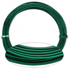 45ft Green Aluminum Wire for Wire Wrapping  ~ 12 gauge  *