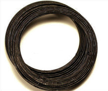 50 Foot Spool Annealed Black Steel 18 Gauge Round Wrapping Wire