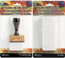 Tim Holtz Adirondack Alcohol Ink Applicator OR 50 Replacement Pads