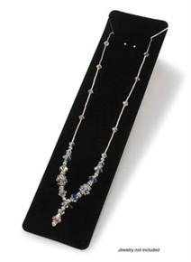 24 Black Velvet Bracelet Or Necklace Jewelry Display Cards
