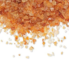 50 Grams Carnelian D&H Mini UNDRILLED Chips ~  Embellishment