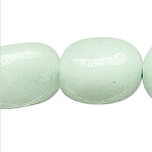 1 Strand Amazonite Natural Gemstone Small 4-5mm Pebble Beads
