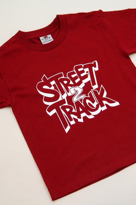 Kids Red Street2Track