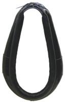 Full Face Buggy Collar with Adjustable Patent Fasteners